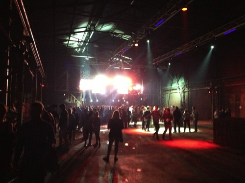 5Gum Experience Warehouse 2013