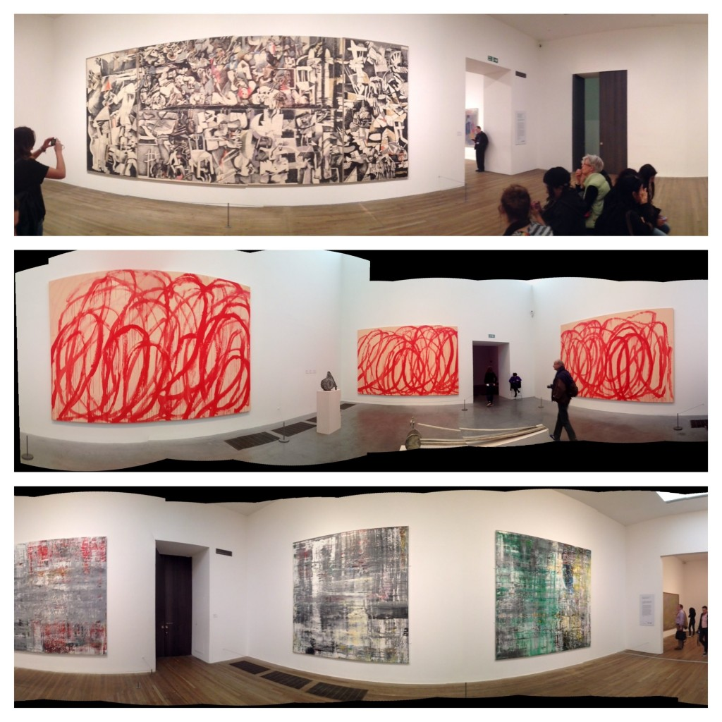 Tate Modern Trios