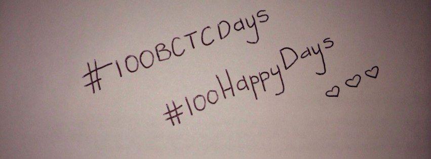 #100BCTCDays