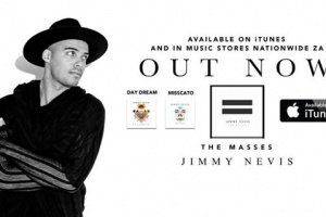 [INTERVIEW] Jimmy Nevis about his latest album The Masses