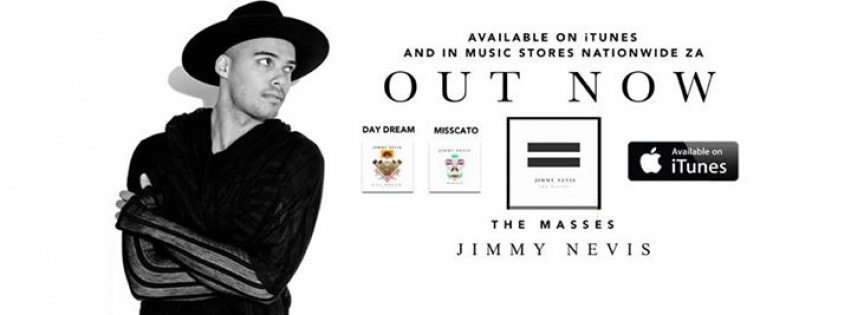 [INTERVIEW] Jimmy Nevis about his latest album The Masses…