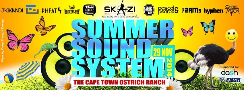 Summer Sound System