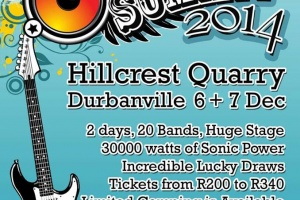 [WIN] Tickets to Table Mountain Blues Summit 2014