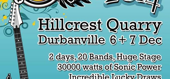 [CLOSED] Tickets to Table Mountain Blues Summit 2014