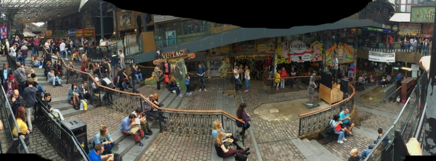 European Holiday Day 15: Camden & Oxford Street – When Shit Went Down