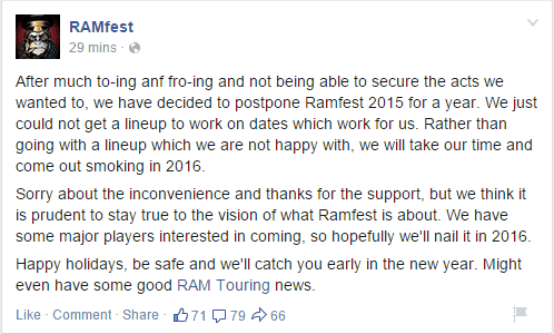 Ramfest