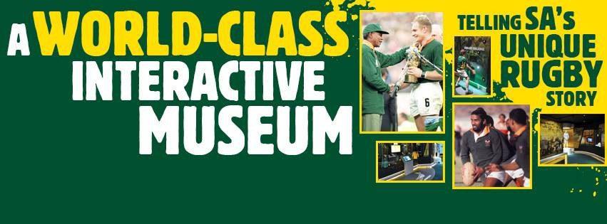 [VISIT] Springbok Experience – Interactive Sporting Museum