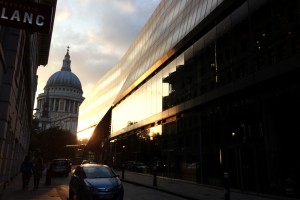 European Holiday Day 16: The Shadow of St Pauls