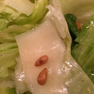 HQ Starter Salad