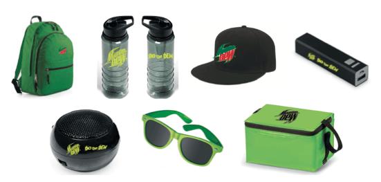 MD hamper items
