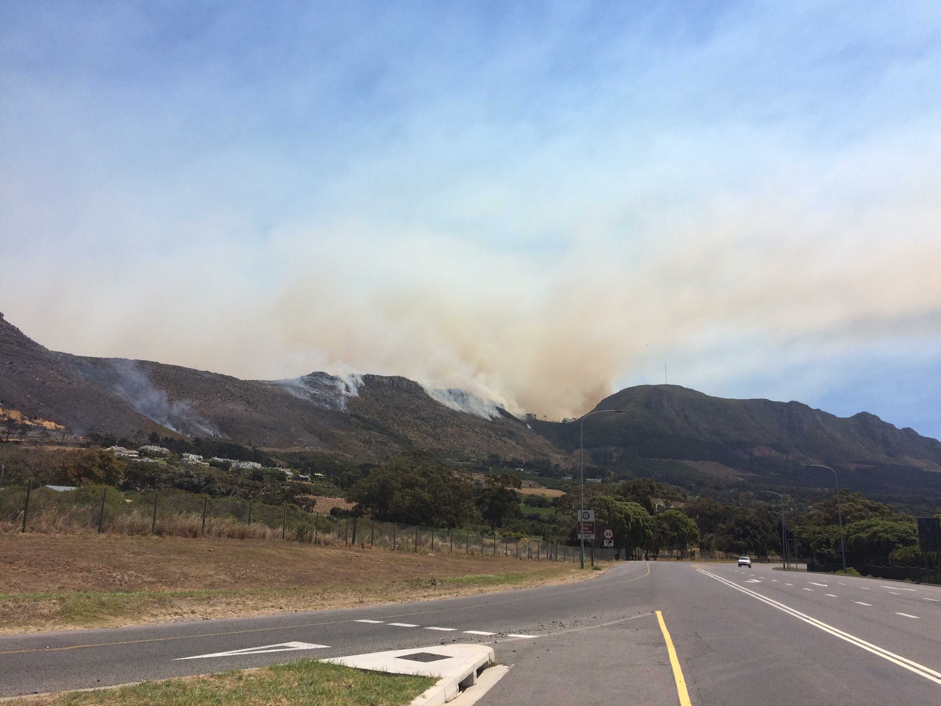 Tokai Fire Images