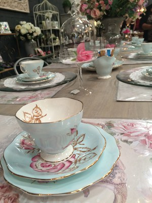 Boere Sjiek Tea Setting