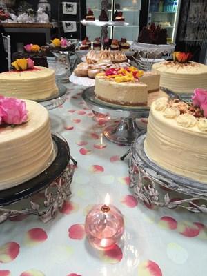Cakes at Boere Sjiek