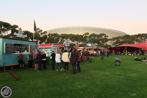 Parklife Food Trucks