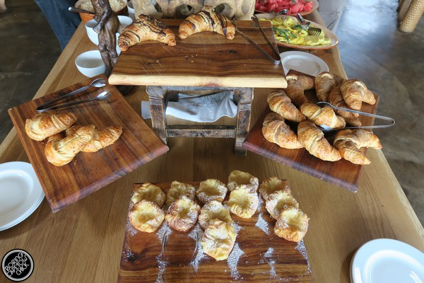 Breakfast at GOndwana game reserve