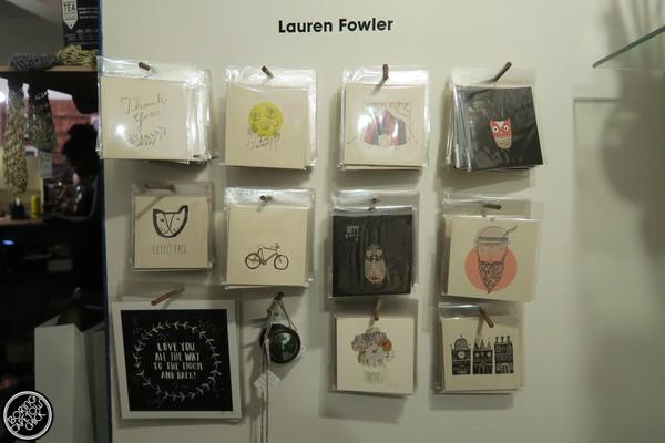 Lauren Fowler Cards
