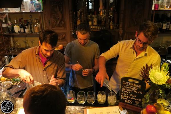 Cape Town Gin Bar