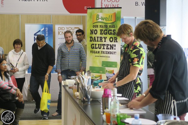 Good Food and Wine Show 2015 Cape Town Demonstrations
