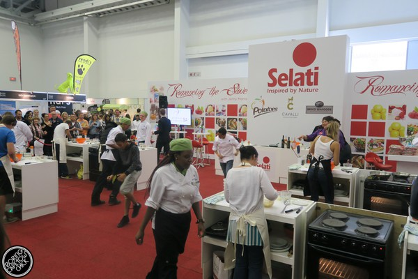 Good Food and Wine Show 2015 Cape Town Jenny Morris Stall