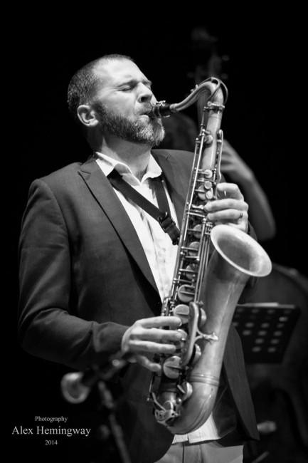 Dan Shout Saxophonist