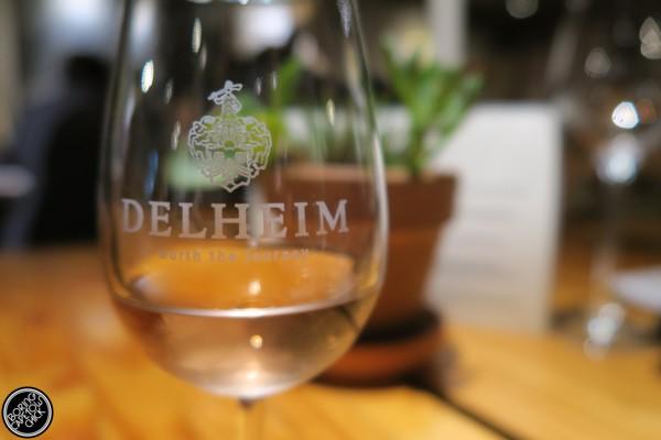 Delheim Farm Wine Tasting