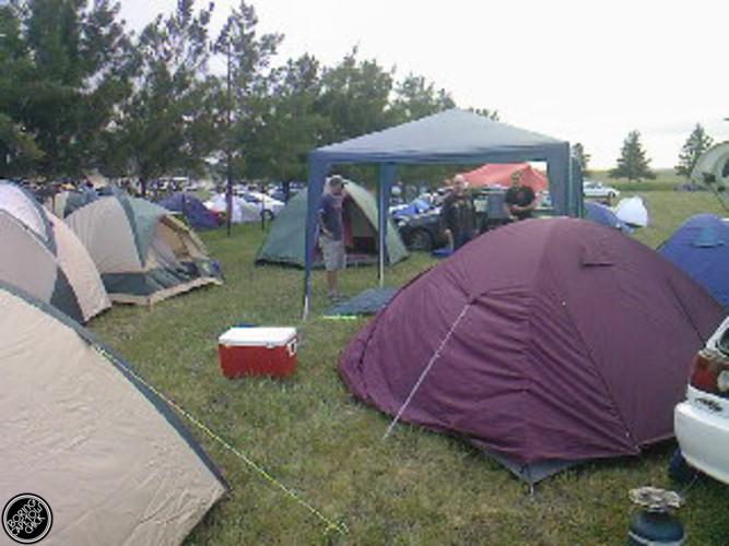 2007 Camp Site