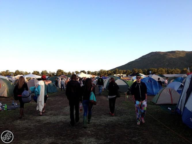 2012 Camping