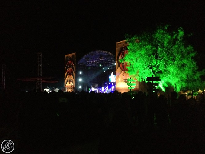 2012 Main Stage