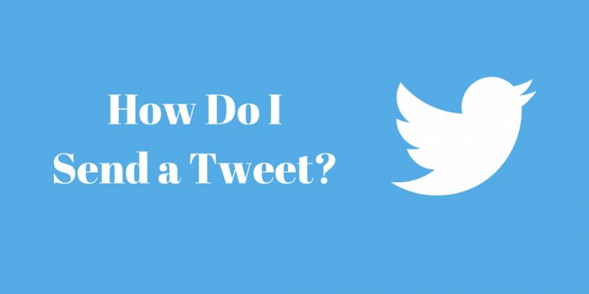 How do I send a tweet?