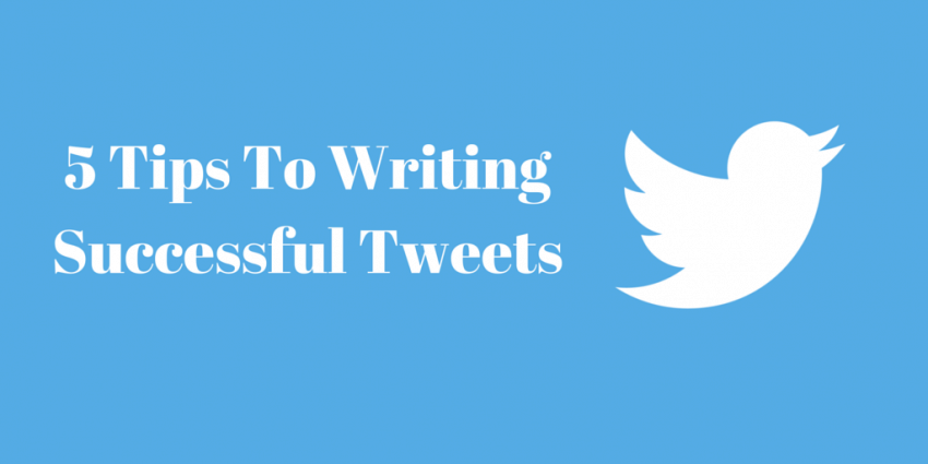 Tips for Writing Successful Tweets