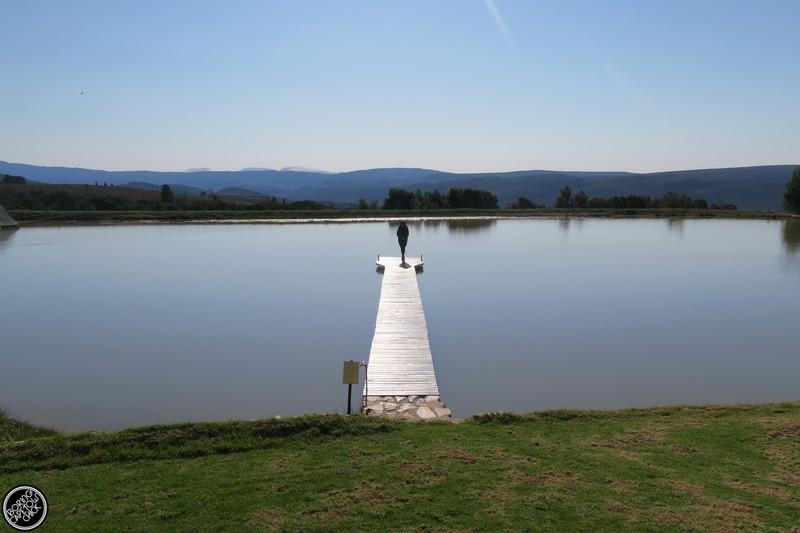 Langdam Dam Jetty