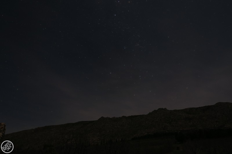 Night Sky of Langdam