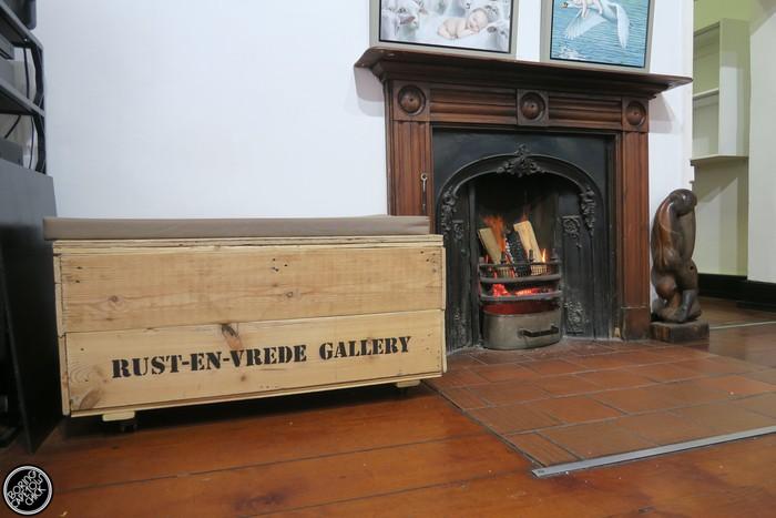 Rust-En-Vrede Fireplace
