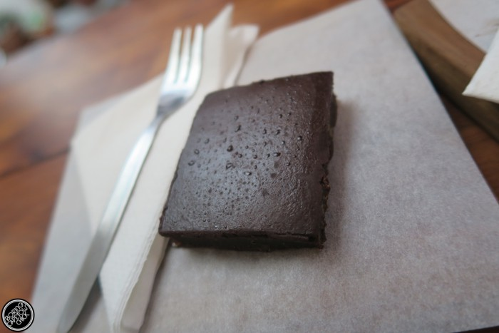 Honest Chocolate Brownie