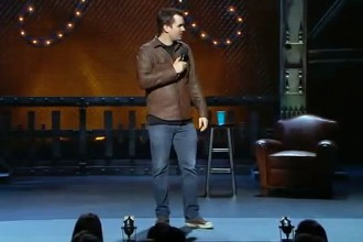 Jim Jefferies LIVE in Cape Town 2015