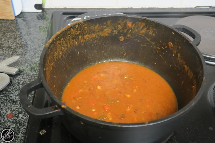 Stew sauce