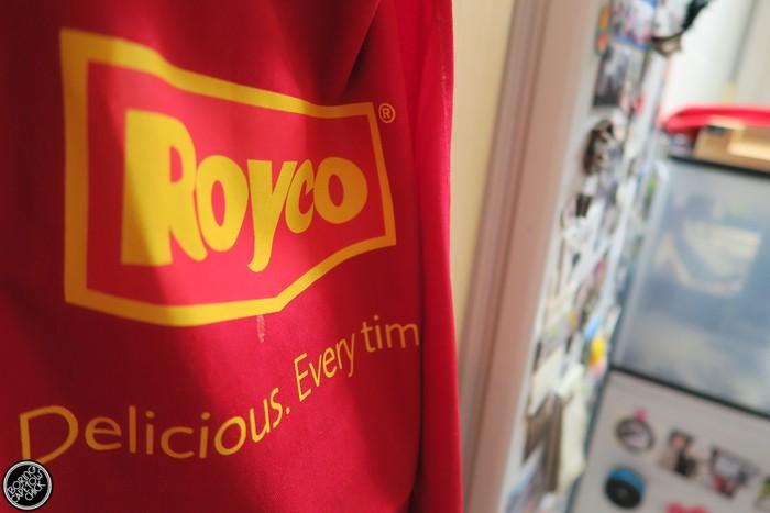 royco apron