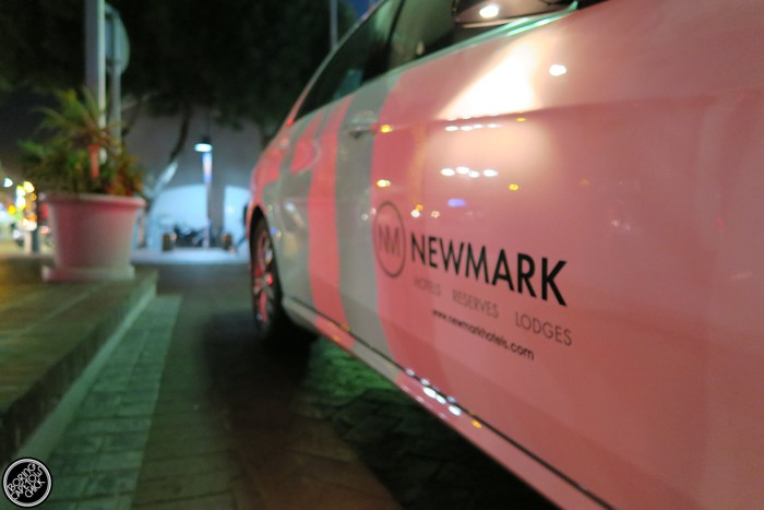 Newmark Hotel Vehicles
