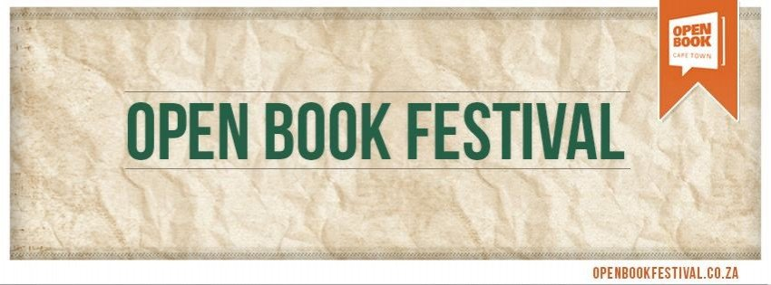 Open Book Festival Flier 2015