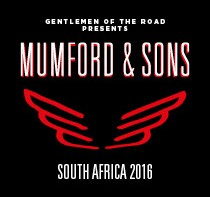 Mumford and Sons LIVE in Cape Town 2016