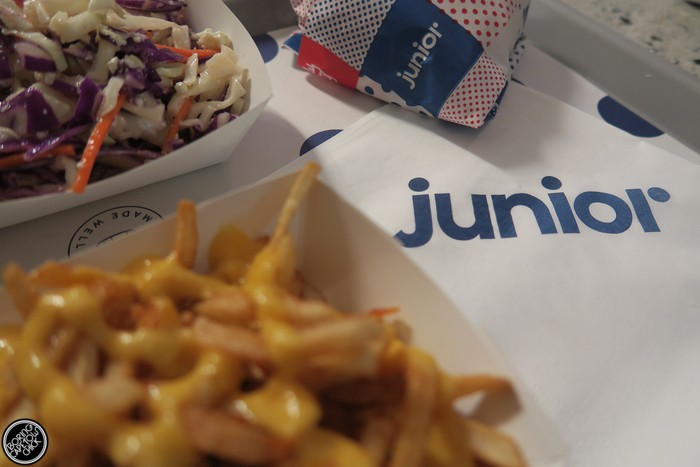 Junior Take out burgers