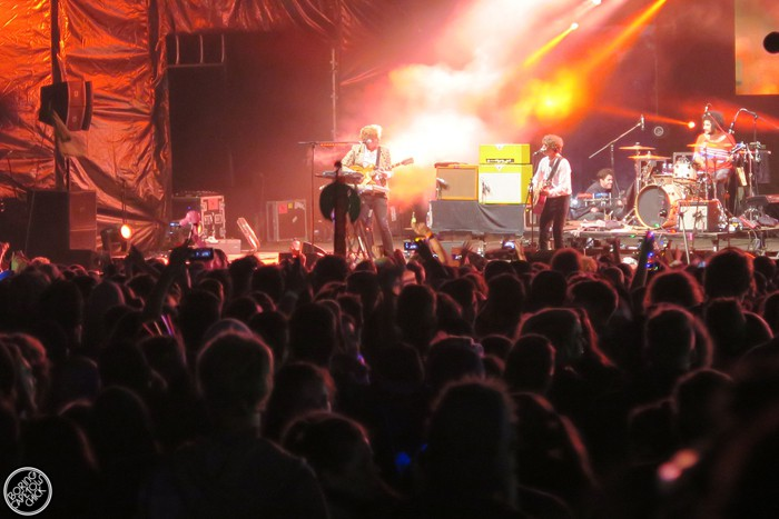 The Kooks at Rocking the Daisies