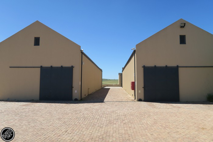 Gabrielskloof sheds