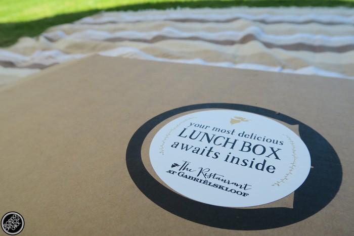 Gabrielskloof picnic box