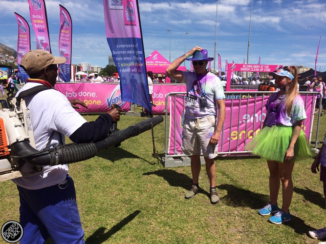 Vanish at the Colour RUn