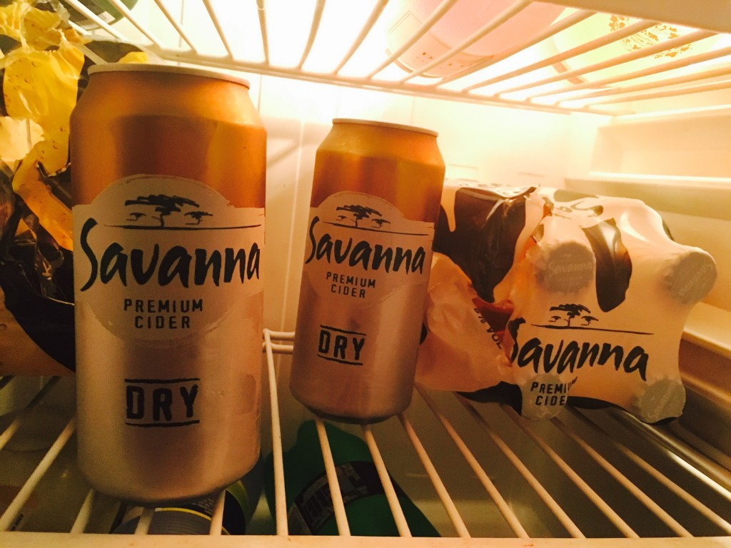 Savanna 440ml