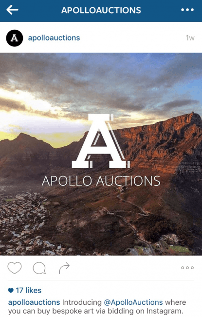 Apollo Auction