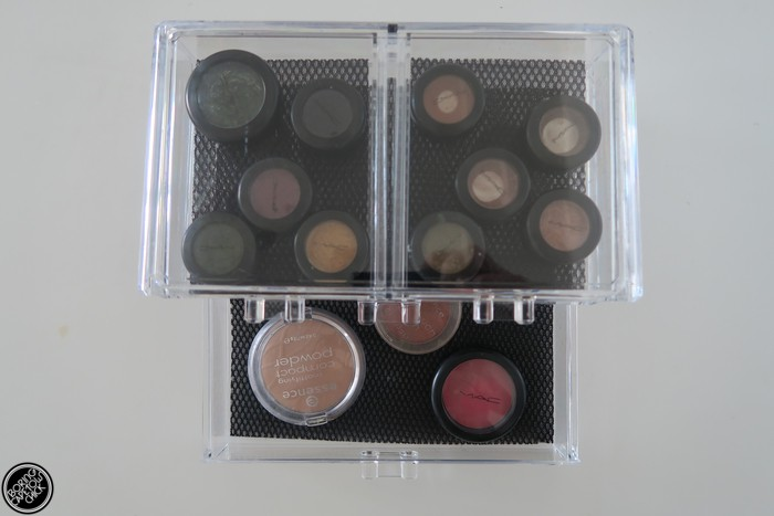 Dischem Perspex Make Up Trays