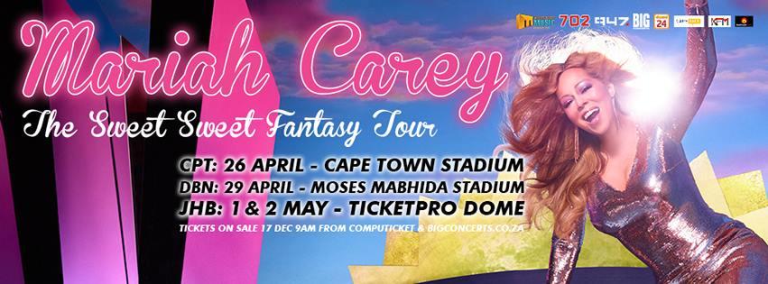 Mariah Carey Fantasy Tour