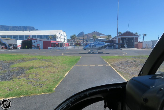 NAC Helicopters - Cape Town - Boring Cape Town Chick 12